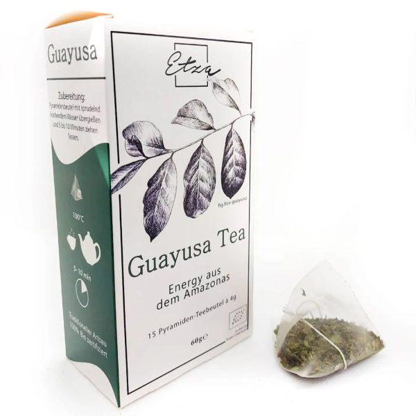 Guayusa-Tea-Pyramiden-Teebeutel