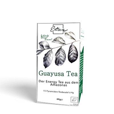 Guayusa-Tee-Pyramiden-Teebeutel