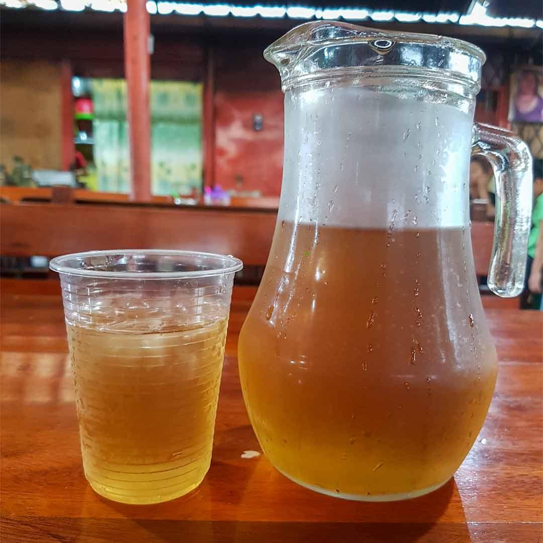 Guayusa-Tee-kalt