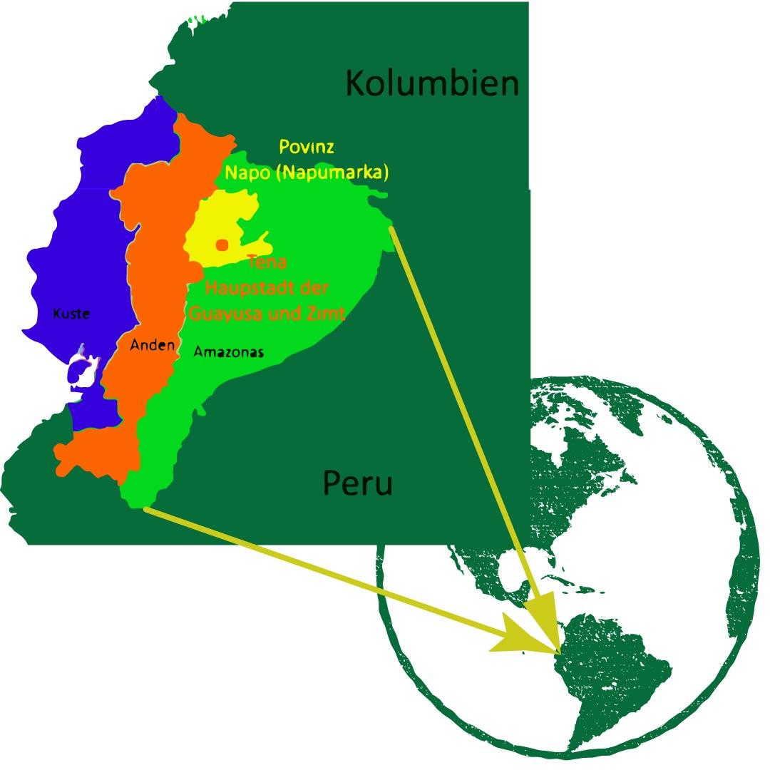 Tena-Region-Napo-in-Ecuador