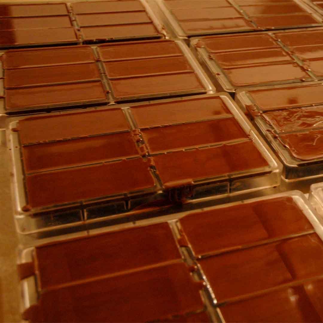 Tafeln-Schokolade