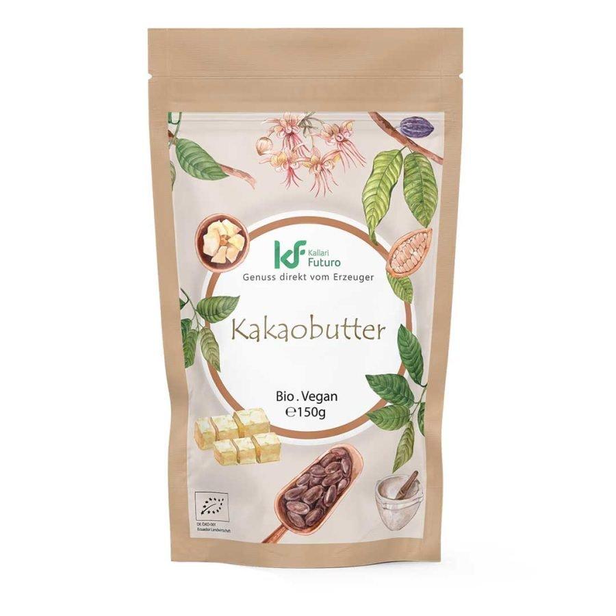 Bio--Kakaobutter-250g