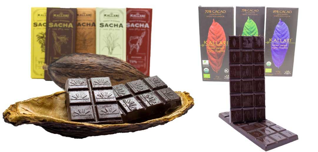 Gibt es einen Unterschied zwischen veganer Schokolade und dunkler Schokolade